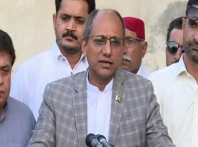 آصف زرداری کے خلاف بیان بازی ہی شیخ رشید کی نوکری ہے، شیخ رشید نے بد کلامی سے سیاست کو آلودہ کر دیا:سعید غنی
