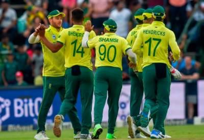 دوسرا ٹی20:جنوبی افریقہ نے پاکستان کو7رنز سے شکست دیدی