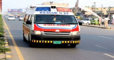 پنجاب میں ٹریفک حادثات، 5 افراد جاں بحق متعدد زخمی