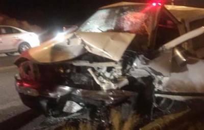 سعودی عرب میں حادثہ، دولہا اور دلہن جاں بحق، 3 افراد زخمی