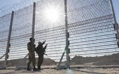 اسرائیل نے غزہ سرحد پر 6 میٹر اونچی کنکریٹ کی دیوار کی تعمیر کا آغاز کردیا