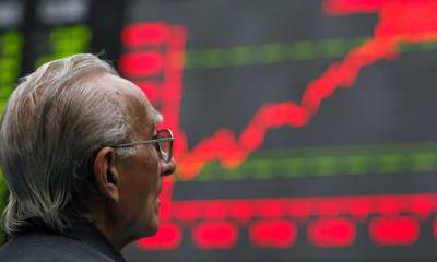 پاکستان اسٹاک مارکیٹ میں مثبت رجحان،کے ایس ای 100 انڈیکس میں 277 پوائنٹس کا اضافہ