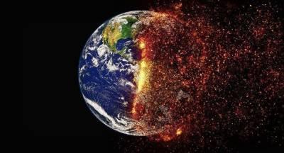 ماحولیاتی تبدیلیاں تیزی سے وقوع پذیر ہونے کا اشارہ،گزشتہ چار برس تاریخ کے گرم ترین سال تھے۔ ماہرین