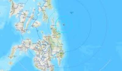 فلپائن میں شدید زلزلے کے جھٹکے، شہریوں میں خوف وہراس