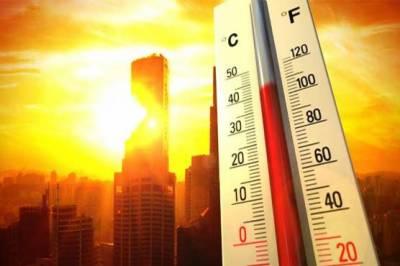 عالمی درجہ حرارت بڑھنے لگا، آئندہ 5 سالوں میں ریکارڈ گرمی پڑے گی