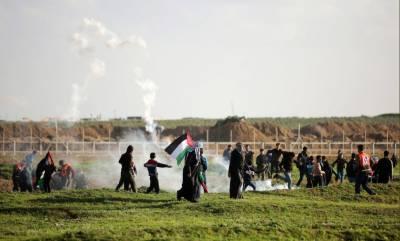 غزہ میں اسرائیلی افواج کی فائرنگ سے دو نو عمر فلسطینی شہید، سات زخمی