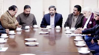 علیم خان نے استعفیٰ دیا ،آل شریف میں ایسا نہیں ،فیاض چوہان