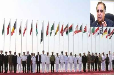 پاکستان بحری مشق امن 19 کے ذریعے دنیا کو امن کا پیغام دے گا:گورنر سندھ