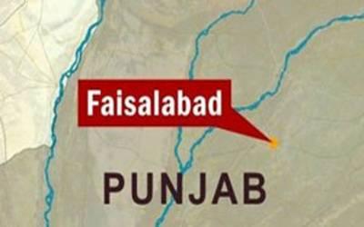 فیصل آباد میں دودھ فروش کے ہاتھوں 7 سالہ بچی زیادتی کے بعد قتل