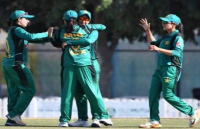 دوسرا ون ڈے : پاکستان نے ویسٹ انڈیز کو 34رنز سے ہرا کر سیریز 1-1سے برابر کر دی
