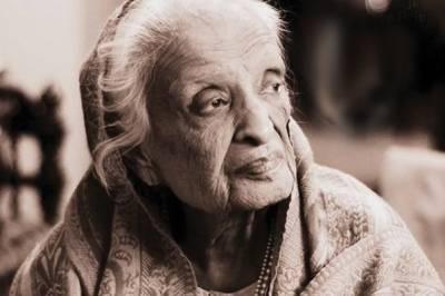 ممتاز پاکستانی ڈرامہ نگار اور ناول نگار فاطمہ ثریا بجیا کی آج تیسری برسی منائی جارہی ہے۔