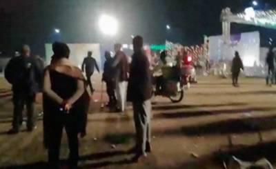 ملتان: ابرار الحق کے کنسرٹ کے دوران جھگڑا، بھگڈر مچنے سے متعدد افراد زخمی