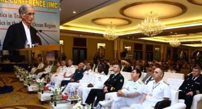 بدلتا جغرافیائی منظرنامہ چیلنجز کا موجب ہے، وزیر دفاع پرویز خٹک