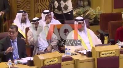 Arab Parliament renews calls for lifting Sudan