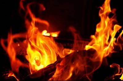 دہلی کے ہوٹل میں آگ بھڑکنے سے 9 افراد ہلاک