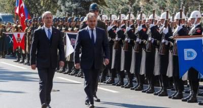 روس اورترکی ادلیب میں امن اوراستحکام کیلئے ٹھوس اقدامات کرنے پرمتفق