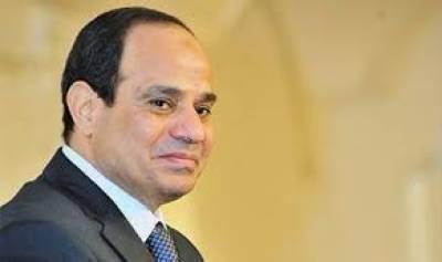 مصرکے صدرعبدالفتح السیسی افریقی یونین کے چیئرمین منتخب