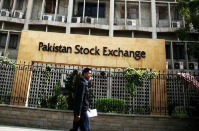 پاکستان اسٹاک مارکیٹ میں مثبت رجحان