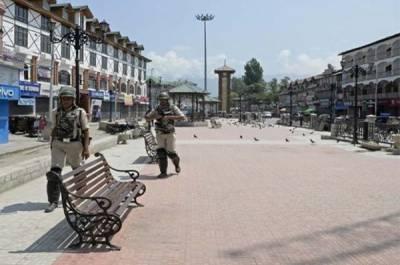 مقبوضہ کشمیر: بھارتی فوج کی ریاستی دہشتگردی، ایک کشمیری شہید