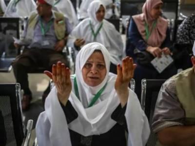 غزہ کے شہریوں کے لیے عمرہ سروس 4 سال بعد بحال کر دی: فلسطینی وزیر اوقاف