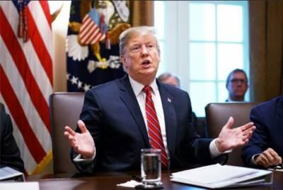 امریکی صدرچین کےساتھ تجارتی معاہدے کی مہلت میں یکم مارچ تک توسیع کےلئےآمادہ