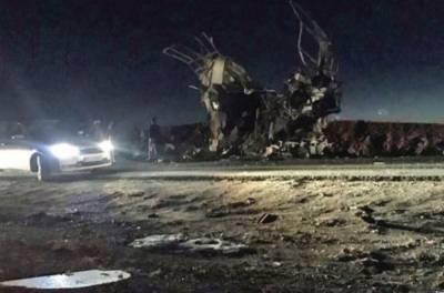 ایران:خودکش حملے میں ہلاکتوں کی تعداد 27 ہوگئی