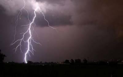 کوہاٹ میں آسمانی بجلی گرنے سے3خواتین سمیت 5 افراد جاں بحق