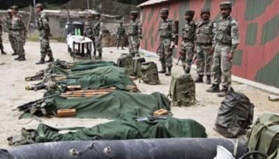 مقبوضہ کشمیر میں کار بم دھماکا، 18 بھارتی سیکیورٹی اہلکار ہلاک
