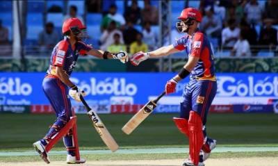 پی ایس ایل، کراچی کنگز کا ملتان سلطانز کو جیت کیلئے 184رنز کا ہدف