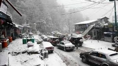 گلگت بلتستان میں بارش جبکہ ملک کے بالائی علاقوں میں برفباری کا امکان