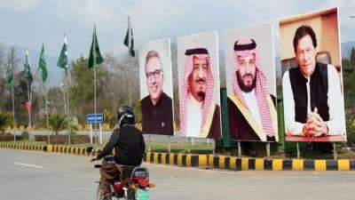 کل سعودی ولی عہدکے پاکستان کے دورے پراُن کاپرتپاک خیرمقدم کیاجائے گا