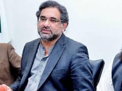 بھارتی فوجیوں پر حملے سے پاکستان کا کوئی تعلق نہیں: شاہد خاقان عباسی