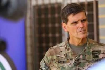 شام میں موجودداعش کے جنگجو بدستور متحرک ہیں:جنرل جوزف ووٹل
