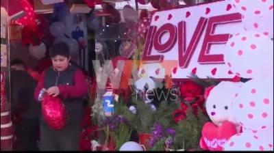 Valentine's Day celebrated worldwide