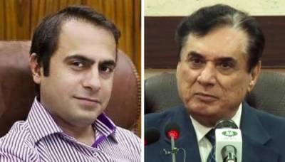 چیئرمین نیب نے ڈاکٹر عبدالصمد کی گرفتاری کا نوٹس لے لیا