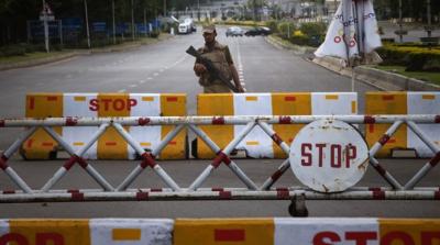 شاہراہ دستور پر قائم فیڈرل سیکرٹریٹ کے تمام دفاتر پیر کو بند رہیں گے