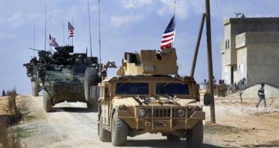 امریکا شام میں دو سو فوجی تعینات رکھے گا، وائٹ ہاؤس