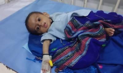 تھر:مزید 9بچے جاں بحق ، حکومت صحت کی سہولتیں دینے میں ناکام
