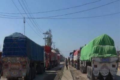 دس روز سے پاکستان سے کوئی بھی مال بھارت نہیں جاسکا ، وزارت تجارت