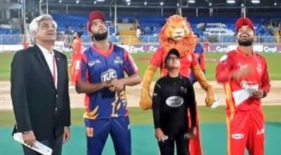 پی ایس ایل: کوئٹہ گلیڈی ایٹرز نے سنسی خیز مقابلے کے بعد لاہور کو شکست دے دی