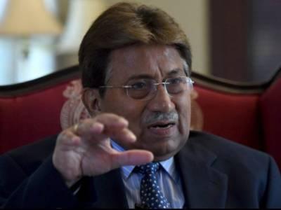 پاکستان کو بھارت کا مقابلہ کرنے کیلیے اسرائیل کے ساتھ تعلقات قائم کرنے چاہئیں، پرویز مشرف