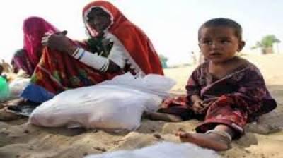 تھرپارکر میں غذائی قلت: مزید 3 بچے چل بسے، رواں ماہ تعداد 48 ہوگئی