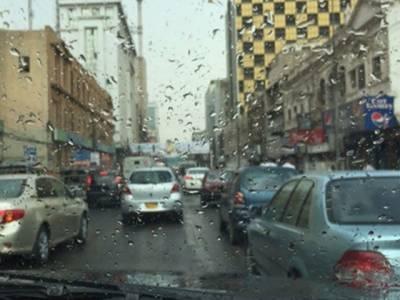 کل سے ہلکی بارش و بوندا باندی کا سلسلہ شروع ہونے کا امکان