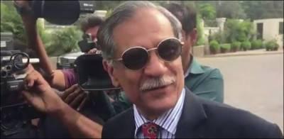 میری عزت، میرا سب کچھ پاکستان سے ہے، ثاقب نثار