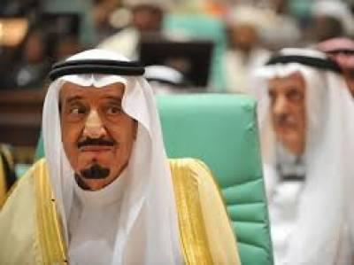 قاہر: شاہ سلمان اجلاس میں شرکت کے لئے مصر پہنچ گئے