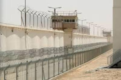 اسرائیلی کمانڈوز کا جزیرہ النقب میں فلسطینی قیدیوں پر تشدد