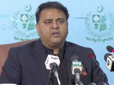 نہ مستعفی ہواہوں نہ ہی وزیراعظم کو استعفیٰ بجھوایاہے, نعیم الحق کو کچھ پتہ نہیں ہوتا : فواد چوہدری