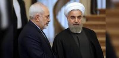 ایرانی صدر کا جواد ظریف کا استعفیٰ قبول کرنے سے انکار