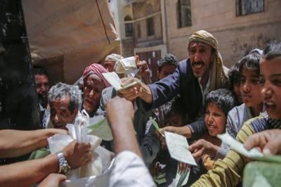 سعودی عرب کایمن کیلئے 50 کروڑڈالرزکی انسانی امداد کااعلان
