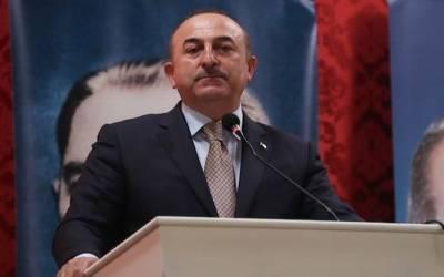 ایس400 میزائل دفاعی نظام کی خریداری کا سودا طے شدہ ہے۔ ترک وزیر خارجہ